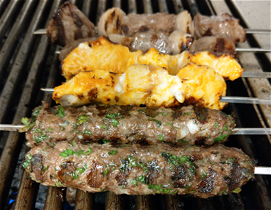 Foto Mixed grill
